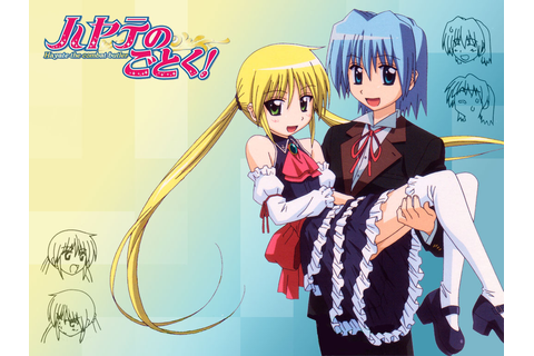 Preview: Hayate the Combat Butler – Season 2 (Blu-Ray ...