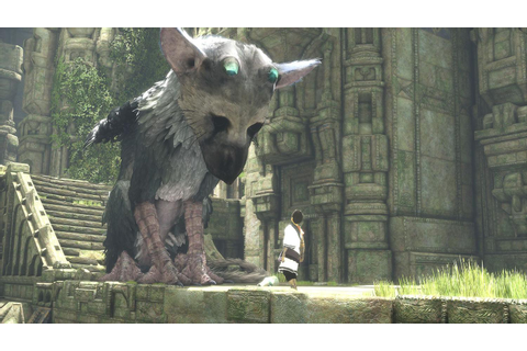The Last Guardian is a Real Game | Digital Trends