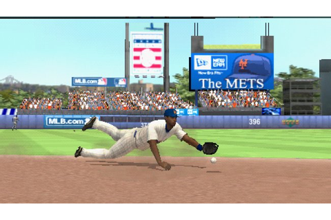 MLB 08 The Show PSP Demo | Free PSP Demo Games