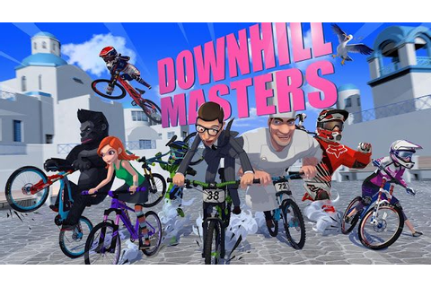 Downhill Masters v1.0.54 Mod Apk Money Downhill Masters v1 ...