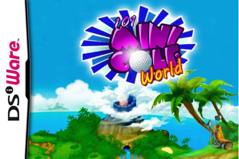 101 Minigolf World (DSiWare) News