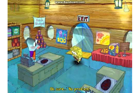 SpongeBob SquarePants Employee of the Month part 2 - YouTube