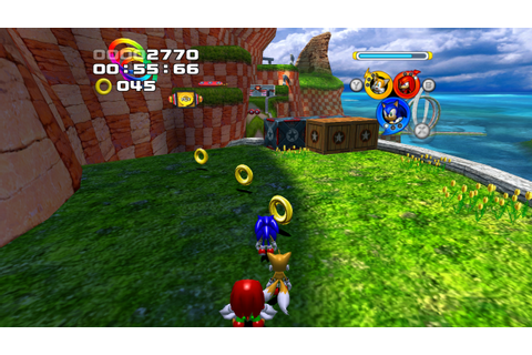 Sonic Heroes beta file - Mod DB