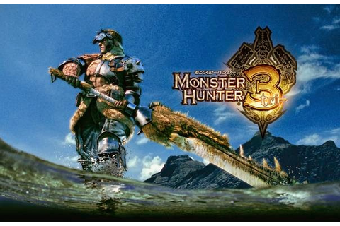 Monster Hunter 3 for PC English Crack ~ Download Games for ...