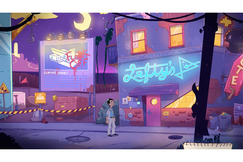Leisure Suit Larry: Wet Dreams Don't Dry Review for Steam ...