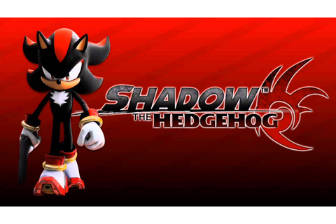 All Hail Shadow - Shadow the Hedgehog [OST] - YouTube