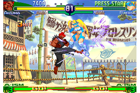 Street Fighter Alpha 3 - Wikipedia