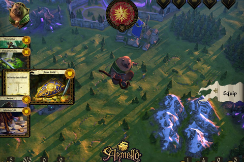 Armello pre-alpha sneak peek shows a board game brought to ...