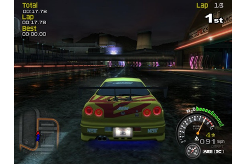 SRS Street Racing Syndicate Game - Hellopcgames