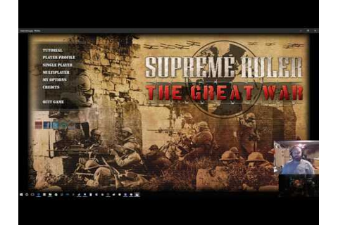Supreme Ruler The Great War | PC Mac Steam Game | Fanatical