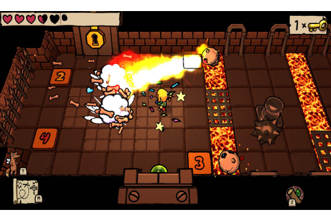 Ittle Dew 2 - Download Game