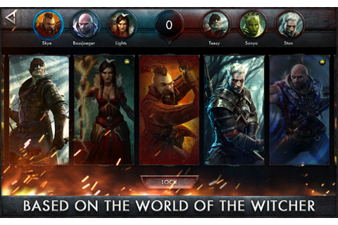 The Witcher Battle Arena Released On Android: Hardcore ...