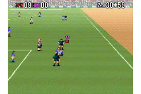 Super Formation Soccer 94 (SNES) - Japan Vs Human (Part 2 ...