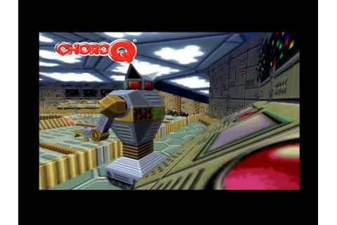 Choro-Q HG 4 (PS2) Demo Screen 3 - YouTube