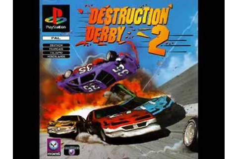 Destruction Derby 2 Soundtrack - Rejected - YouTube