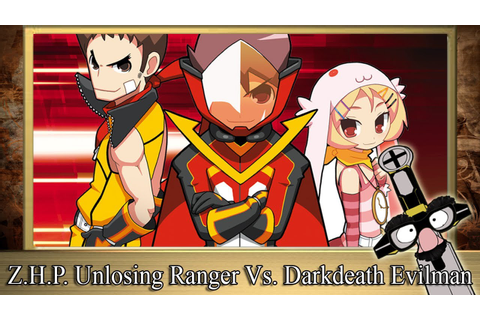 The RPG Fanatic Review Show - ★ Z.H.P. Unlosing Ranger Vs ...