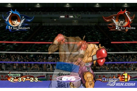 Victorious Boxers: Revolution Screenshots, Pictures ...