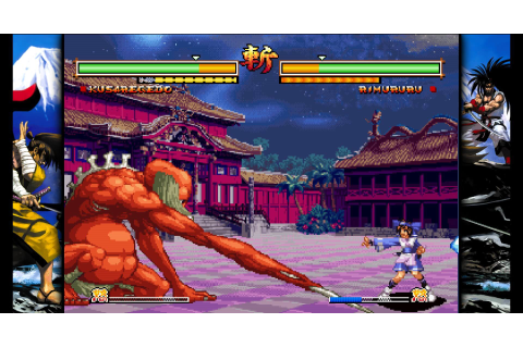 SAMURAI SHODOWN V SPECIAL is now available on Steam ...