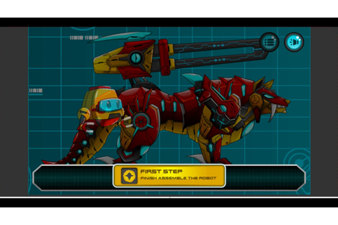 Y8.com Battle Robot Wolf Age Game - Game lắp ráp robot ...