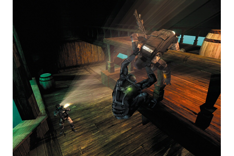 Tom Clancy's Splinter Cell Chaos Theory - Images ...