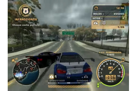 Need For Speed Most Wanted PC Latest Version Game Free ...