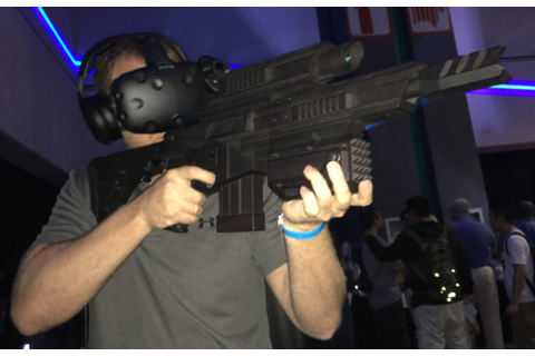 Creators of Sniper Game 'The Nest' Debut VR-15 Rifle for ...