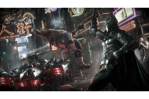 Batman: Arkham Knight PS4 content is a timed exclusive - VG247