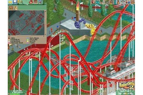 RollerCoaster Tycoon 2 Download - Games4Win
