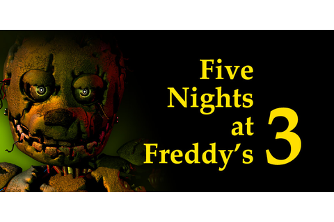 Five Nights at Freddy's 3: Amazon.co.uk: Appstore for Android