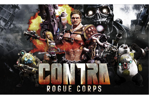 Contra Rogue Corps PS4 Version Full Game Free Download ...