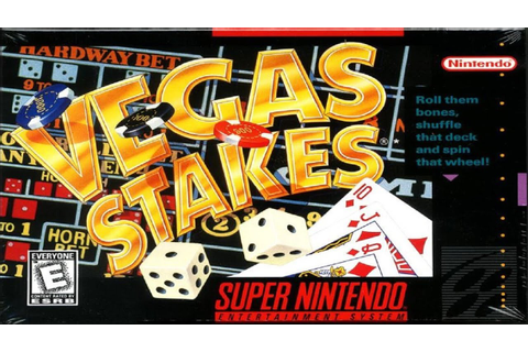 Vegas Stakes (SNES) - YouTube
