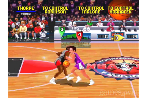 NBA Jam TE Download on Games4Win