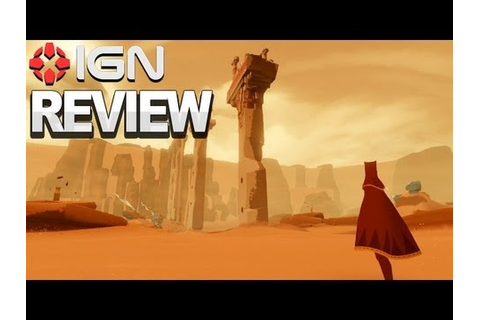 Journey - Game Review - YouTube