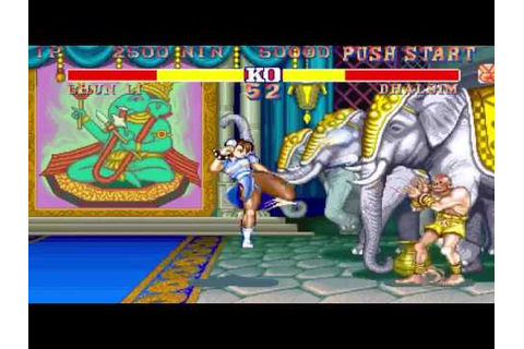 STREET FIGHTER II DASH RAINBOW EDITION - YouTube