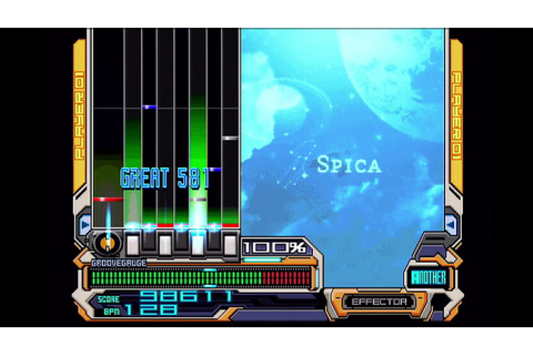 Beatmania IIDX 7th Style - Spica [ANOTHER] - YouTube