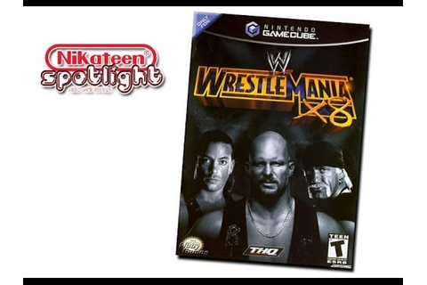 Spotlight Video Game Reviews - WWF/WWE WrestleMania X8 ...