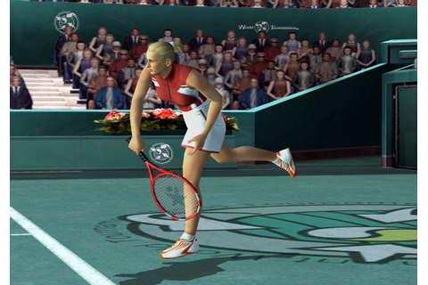 Smash Court Tennis Pro Tournament (Jeu Playstation 2 ...