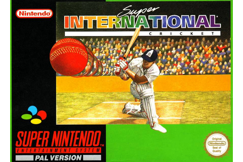 Super International Cricket Game Download Free - Download ...