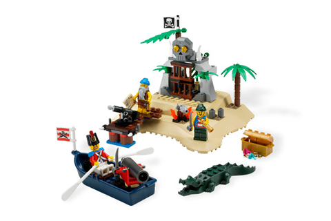 6241 L'île au trésor | Wiki LEGO | Fandom powered by Wikia