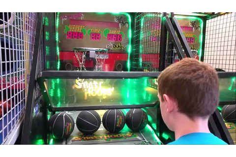 Street Hoops - Arcade Game - YouTube