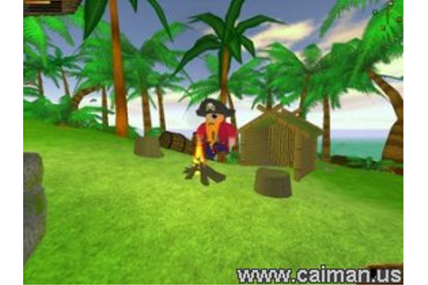 Caiman free games: Stranded 2 by Unreal Software.