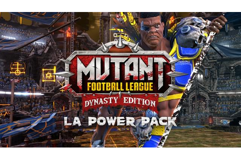 Mutant Football League - LA Power Pack on GOG.com