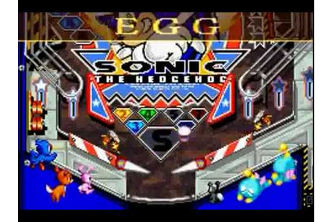 Sonic Pinball Party (GBA) - Arcade Longplay - YouTube