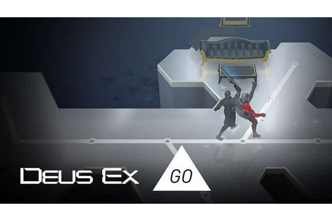 Deus Ex GO for PC - Free Download