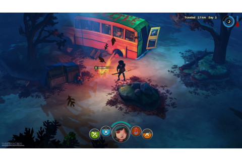 The Flame in the Flood Antevisão - Gamereactor