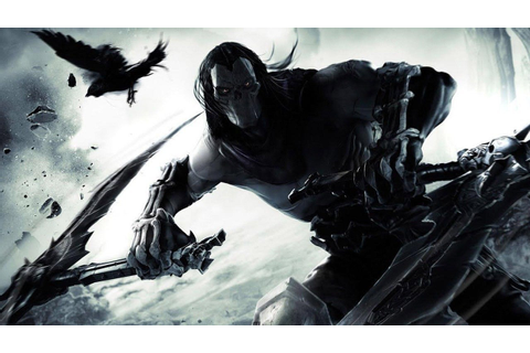Playing Darksiders 2 With the Level Designer of Darksiders ...