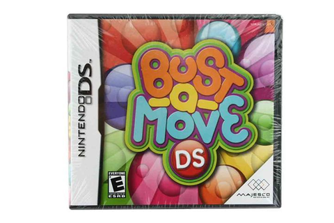 Bust-A-Move DS game - Newegg.com