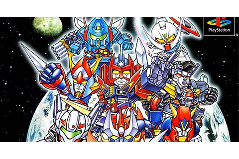 Super Robot Wars Alpha Gaiden on Qwant Games