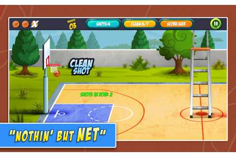 Ultimate Basketball Shootout: Amazon.com.au: Appstore for ...