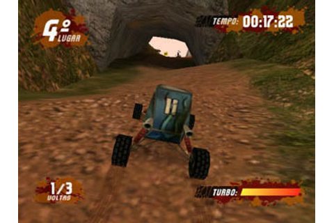 Zeebo Extreme: Baja (2009) by Tectoy Digital Zeebo game